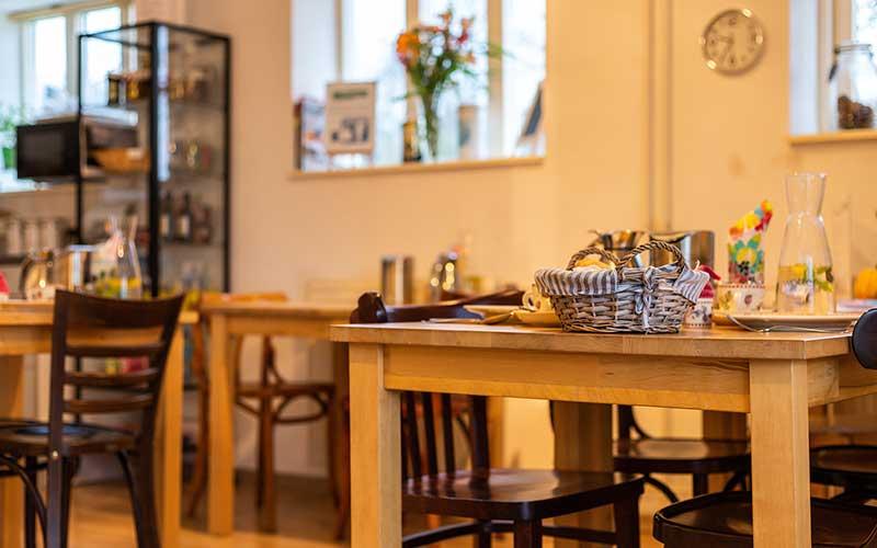 B&B Woldstee Groningen keuken